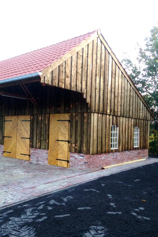 Remise auf dem Heimathof Wippingen 11-2020