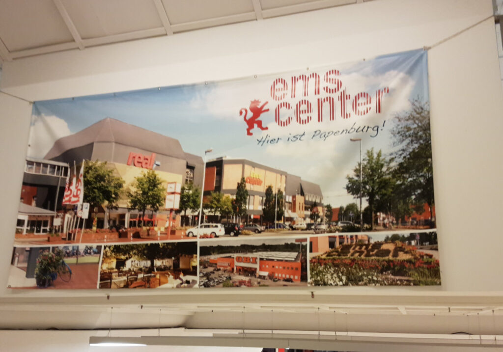 Ems-Center - Hier ist Papenburg