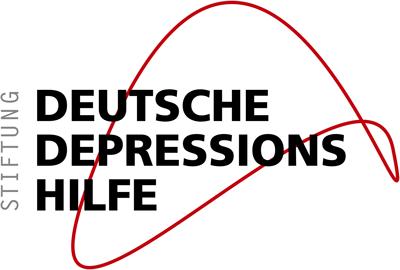 Logo der Stiftung Deutsche Depressionshilfe