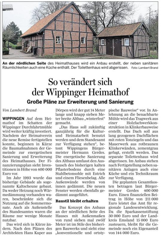 Ems-Zeitung vom 17.12.2020