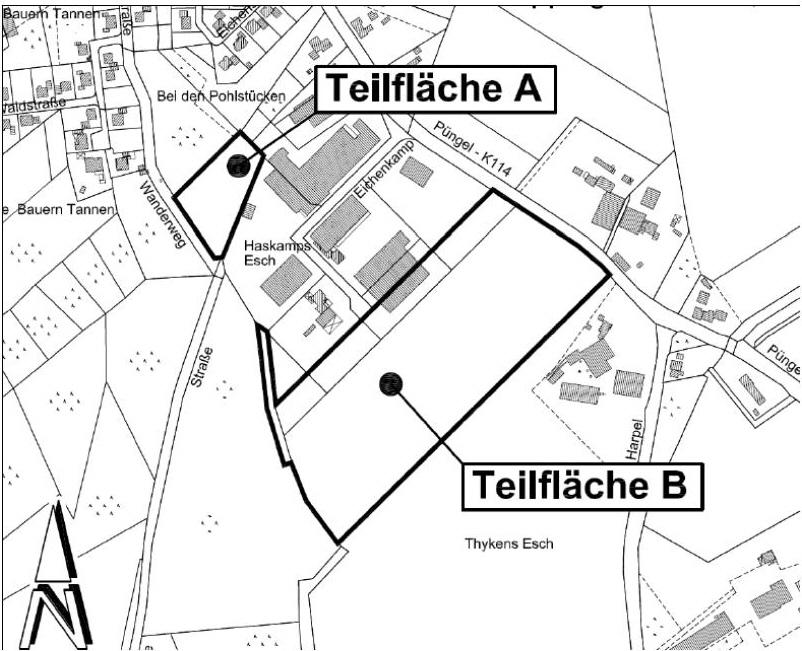 Flächennutzungsplanänderung Nr. 137